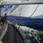 Ruta en velero-Escuela Náutica Sotavento