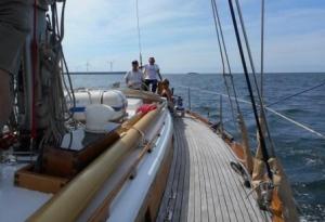 Las historias escuchadas sobre la cubierta de un barco, dejan una huella indeleble en nuestra memoria